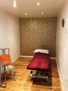 Massage Therapy Room Watford