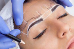 Micro blading - semi permanent make up for eyebrows Watford